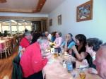 Mittagessen in Altbulach